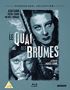 Le Quai Des Brumes (StudioCanal Collection) *Digitally Restored  [1938] [Blu-ray]