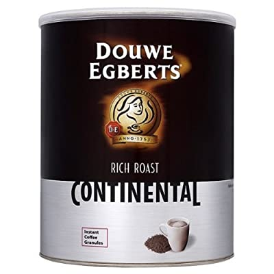 Douwe Egberts Rich Roast Continental Instant Coffee Granules - 750g by Douwe Egberts