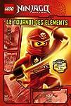 Lego Ninjago, Tome 1 : Le tournoi des...