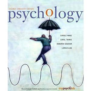 VangoNotes for Psychology, 2/ce | [Carole Wade, Carol Tavris, Deborah Saucier, Lorin Elias]