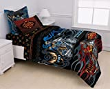 Harley Davidson Young Riders Twin Comforter