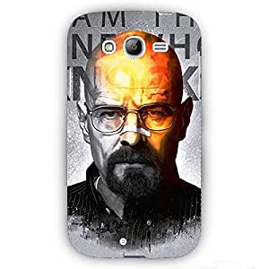 EYP Breaking Bad Heisenberg Back Cover Case for Samsung S3