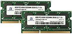 Adamanta 16GB (2x8GB) Apple Memory for Mid 2010 MacBook Pro Model MC374LL/A MacBookPro7,1 - A1278-2351 Only DDR3 1066Mhz PC3-8500 SODIMM 2Rx8 CL7 1.5v RAM