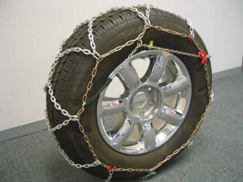 Set of 2 Glacier 1042 Passenger Cable Tire Chain