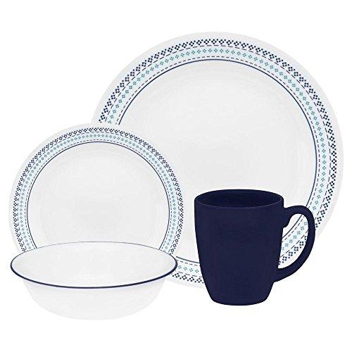 Folk-Stitch-16-Piece-Vitrelle-Dinnerware-Set