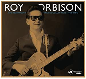 Roy Orbison: The Monument Singles Collection (2 CD/1 DVD)
