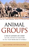 Animal Groups Interactive Quiz