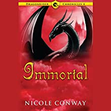 Immortal Audiobook by Nicole Conway Narrated by Jesse Einstein