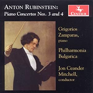 Rubinstein: Piano Concertos 3 & 4