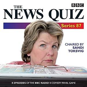 The News Quiz: Series 87 Radio/TV Program