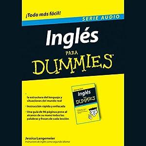 Ingles Para Dummies® Audio Set | [Jessica Langemeier]