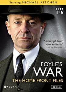 Foyle's War: The Homefront Files