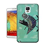 Lavender's shop A Cat Riding On An Eagle Body TPU Protective Cover Case For Samsung Galasy Note3