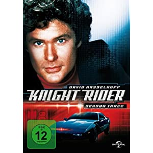 Knight Rider - Season 3 (German Version)