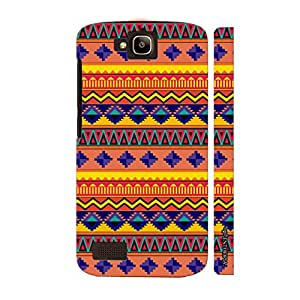 Huawei Honor Holly Indian Mat designer mobile hard shell case by Enthopia