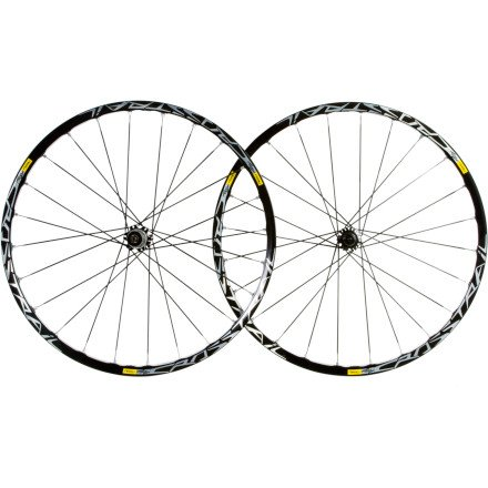 Mavic Crosstrail Disc - Wheel or Wheelset One Color, Pair, 9/15, 9/135, 6-bolt