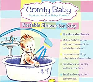 portable shower spray for baby baby bathing seats and