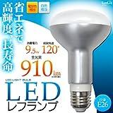 蛍光灯 照明 LEDランプ エコ 従来の電球より80%消費電力をカット!電球色