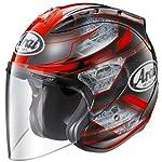 アライ(ARAI) ヘルメットSZ-RAM4 CHRONOS RED L 59-60cm -