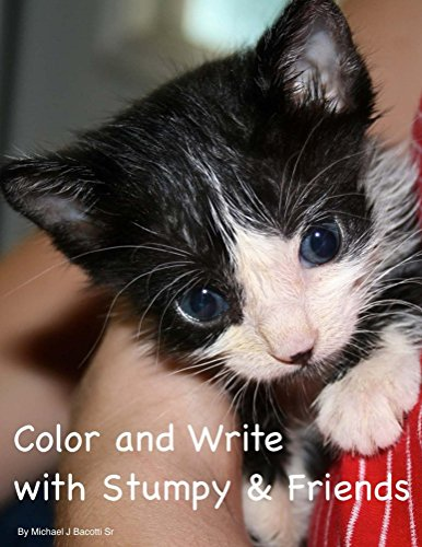 Free Kindle Book : Color and Write with Stumpy & Friends