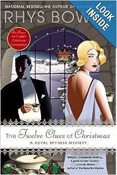The Twelve Clues of Christmas (Royal Spyness) - Rhys Bowen