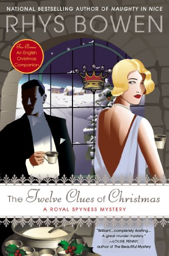 Image of The Twelve Clues of Christmas (A Royal Spyness Mystery)