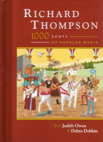 Richard Thompson: 1000 Years of Popular Music  (DVD + 2CD) [2006]