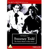 Sweeney Todd - Demon Barber Of Fleet Street [1936] [DVD]by Tod Slaughter