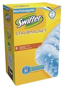 """SWIFFER paquet de 9 recharges """"Plumeau anti-poussière"""""""
