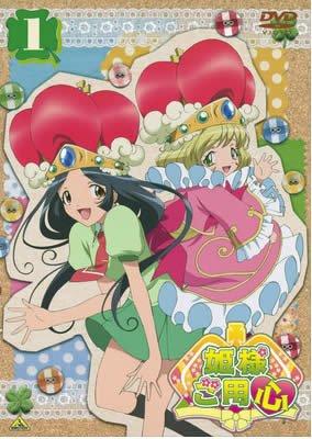 姫様ご用心 DVD-BOX