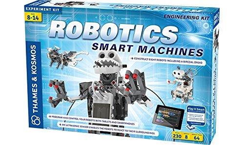 Thames & Kosmos Robotics: Smart Machines Science Kit by Thames & Kosmos