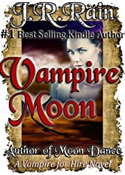 Vampire Moon (Vampire for Hire #2)