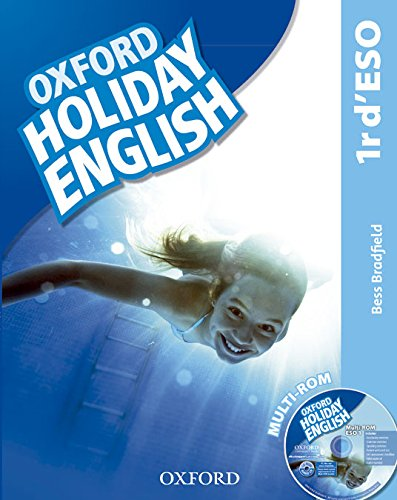 Holiday English 1º ESO: Student's Pack (catalán) 3rd Edition (Holiday English Third Edition)