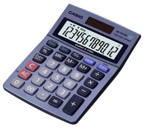 COMPUTING, Peripherals, MS-120TER Desktop Calculator (Calculators)