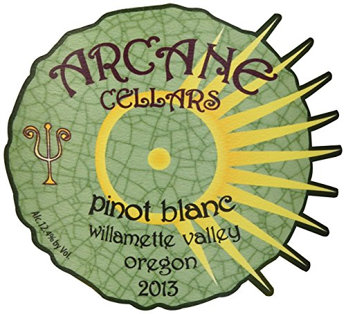 2013 Arcane Cellars Pinot Blanc, Willamette Valley 750 Ml