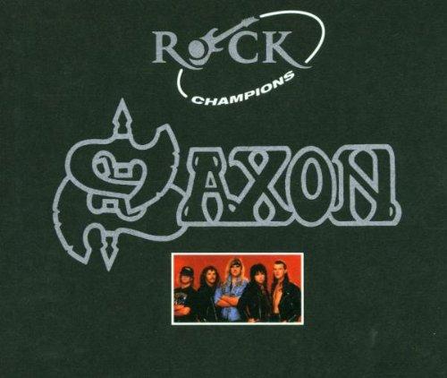 Saxon - Rock Champions - Zortam Music