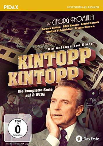Kintopp Kintopp / Die komplette Serie mit Georg Thomalla, Brigitte Mira und weiterer Starbesetzung (Pidax Historien-Klassiker) [2 DVDs]
