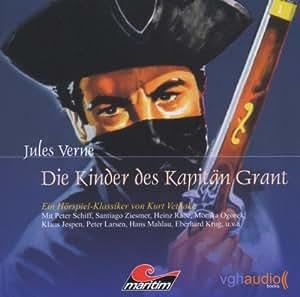 Jules Verne-die Kinder des Kapitän Grant