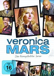 Veronica Mars - Die komplette Serie (exklusiv bei Amazon.de) [18 DVDs]