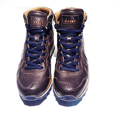 Diadora Sneaker Uomo TRIDENT TRACK MID S Color Marrone nr 41