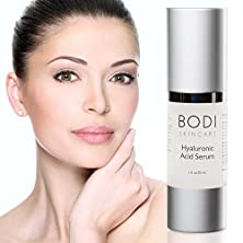 buy Bodi Skincare Hyaluronic Acid Serum - Instant Facelift - Natural Therapeutic Skincare Product That Works