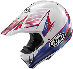 Arai Helmets VX-Pro 3 Motion Graphics Helmet Red Sm