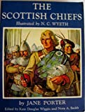 img - for The Scottish Chiefs by Jane Porter (1982-05-06) book / textbook / text book