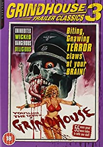 Grindhouse Trailer Classics 3 [DVD]