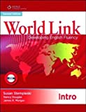 img - for World Link Intro with Student CD-ROM: Developing English Fluency book / textbook / text book