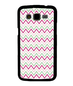 printtech Abstract Lines Design Back Case Cover for Samsung Galaxy J7::Samsung Galaxy J7 J700F