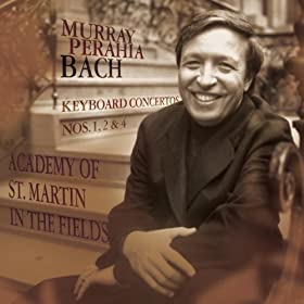Bach: Keyboard Concertos, Vol. 1