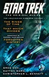 img - for Star Trek: The Original Series: The Continuing Missions, Volume I: The Rings of Time, That Which Divides, DTI: Forgotten History book / textbook / text book