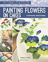 Painting Flowers on Cakes