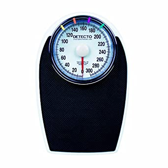 Detecto D-1130 ProHealth Personal Scale, 300 lbs Capacity